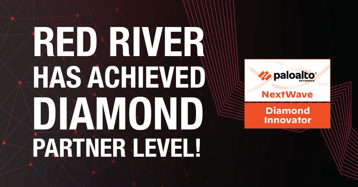 Red River Achieved Diamond Partner Status from Palo Alto Networks