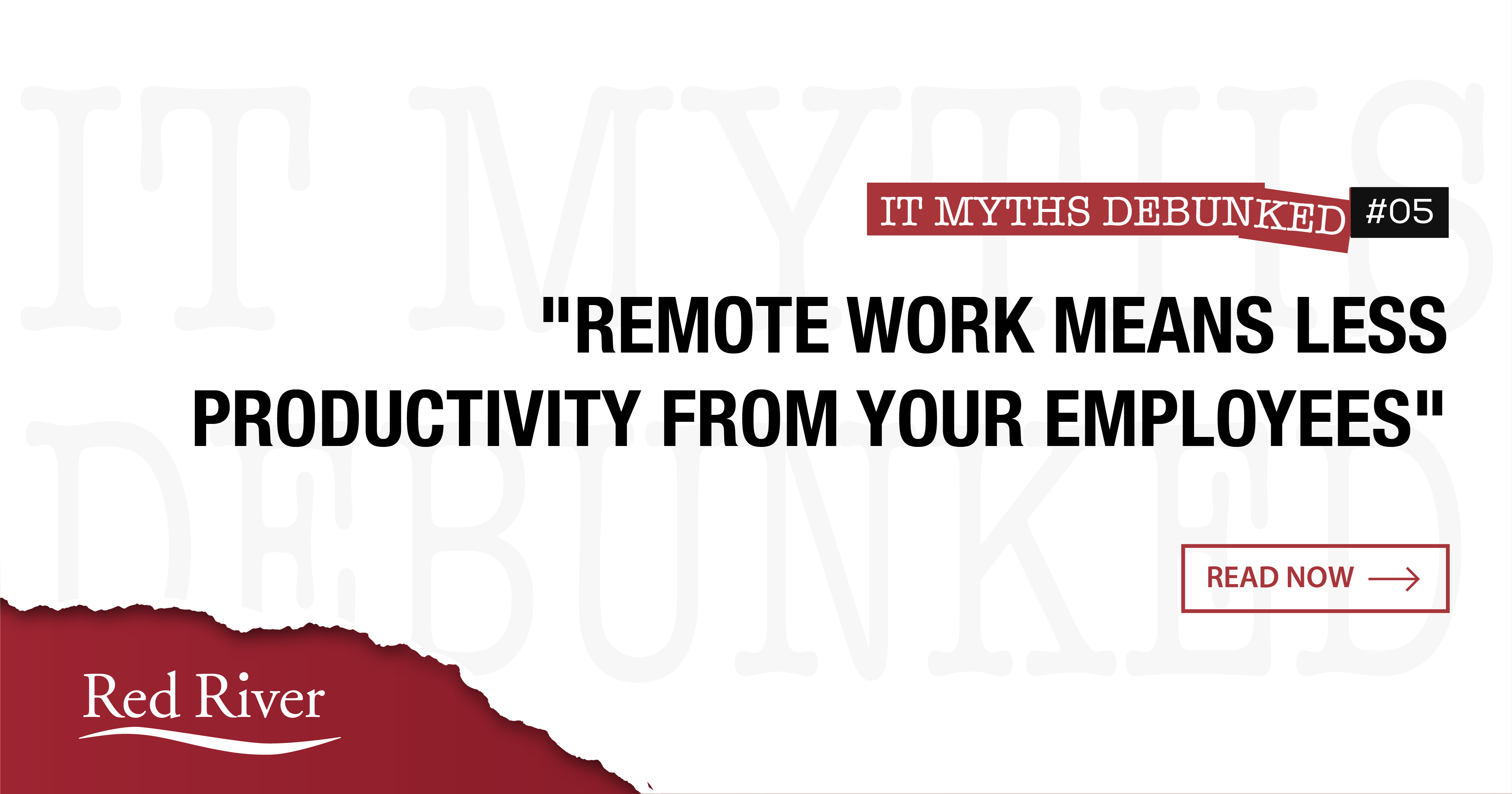 Debunking the Remote Work Unproductivity Myth